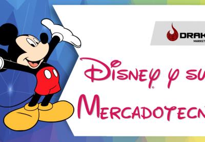 Disney y su mercadotecnia