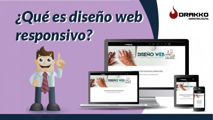 ¿Que es diseño web responsivo?