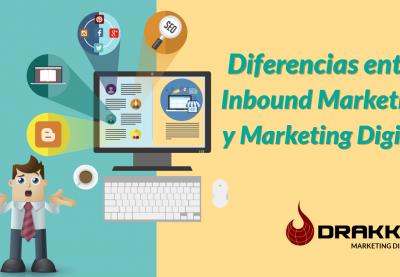 Diferencias entre inbound marketing y marketing digital