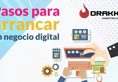 Pasos para arrancar un negocio virtual
