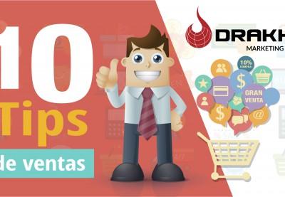 10 tips para vender
