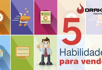 Cinco habilidades para saber vender