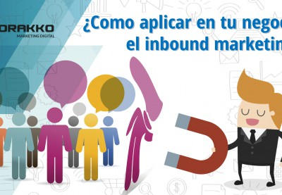 ¿Como aplicar en tu negocio el inbound marketing?