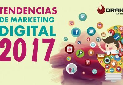 Las tendencias en el 2017 de marketing digital
